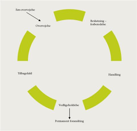 Fig. 2. ændringscirkelen